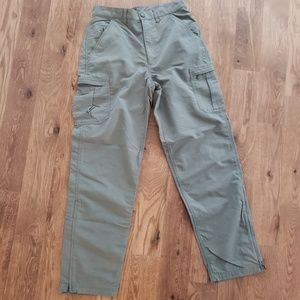 REI pants 100% nylon